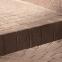 Поребрик столбик фигурный квадратный 500х80 мм 5