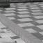 Поребрик столбик фигурный квадратный 100х80 мм 5