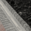 Поребрик столбик фигурный квадратный 500х80 мм 0