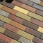 Тротуарна плитка Цегла Вузька 2
