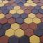 Тротуарная плитка Сота 3