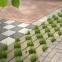 Тротуарная плитка Парковочная решетка 0