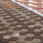 Тротуарная плитка Сота 5