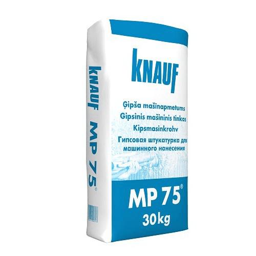 Машинна гіпсова штукатурка Knauf МП-75 30 кг