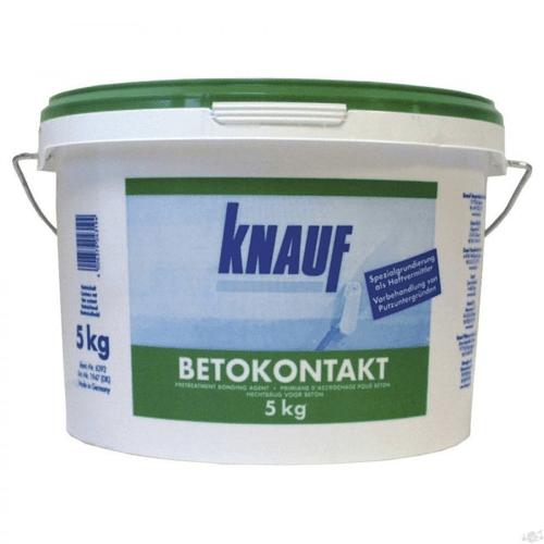 Грунтовка Knauf Бетоконтакт