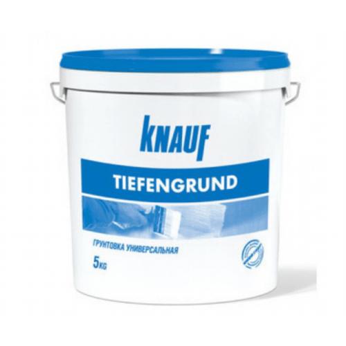 Грунтовка Тифенгрунт (5 кг) Knauf