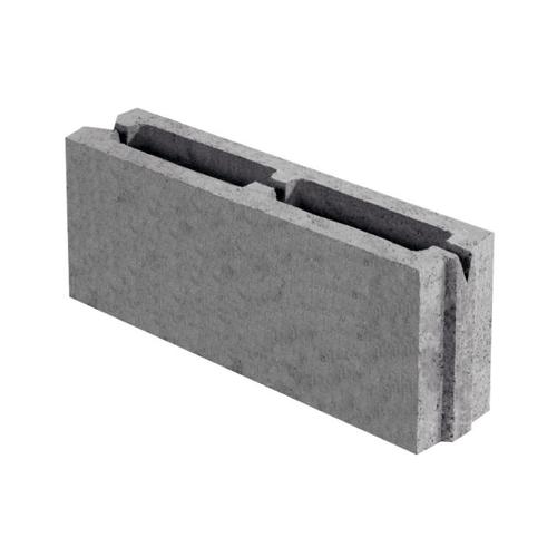 Бетонный блок 390×90×188