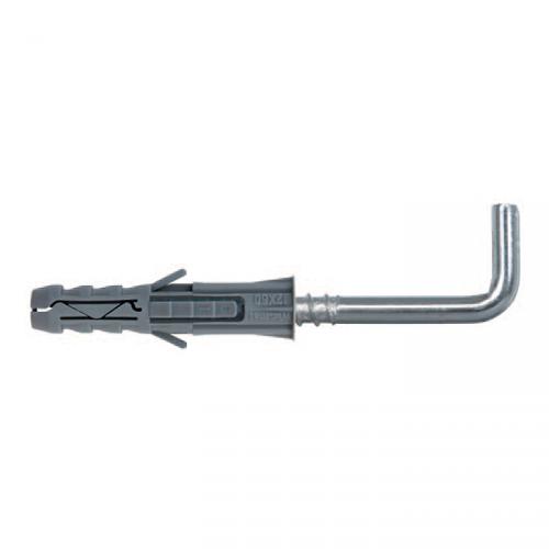Распорные дюбеля с прямым крюком PX-10D, 10 x 60