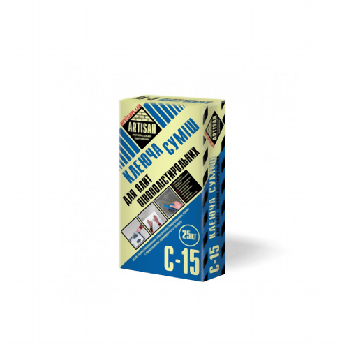 Клей для мінеральної вати Artisan С-14 25 кг