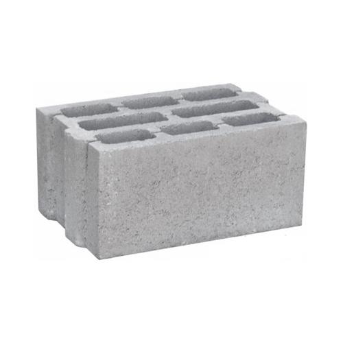 Бетонный блок 400×250×200
