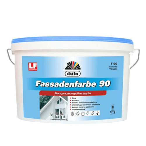 Фасадна фарба Fassadenfarbe 90 10л (Jobi)