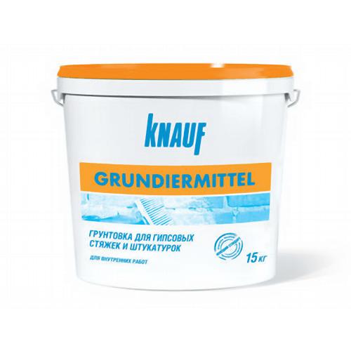 Грунтовка Грундирмиттель (15 кг) Knauf