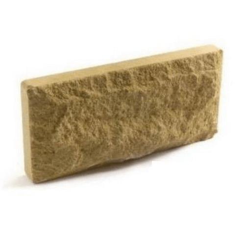 Лицевой тонкий цокольный 250х18х100 (Литос)