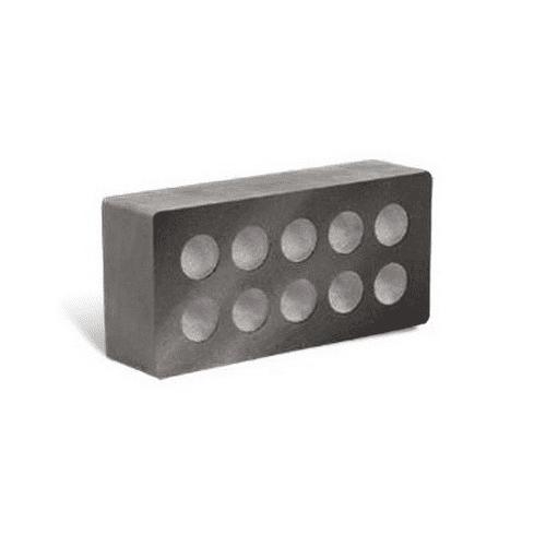 Лицевой стандартный пустотелый гладкий 250х120х65 (Литос)