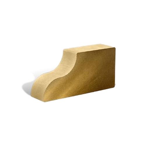 Лицьова фасона Карнизна 250х120х65 (Літос)