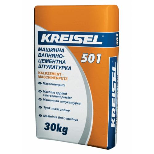 Машинная штукатурка Kreisel 501 Maschinenputz 25 кг