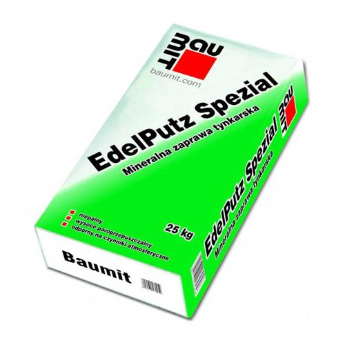 Штукатурка Baumit EdelPutz Spezial 2R Короед 25 кг