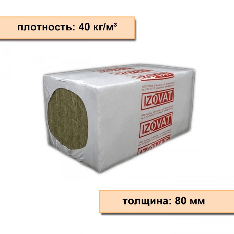 Izovat 40 80 мм