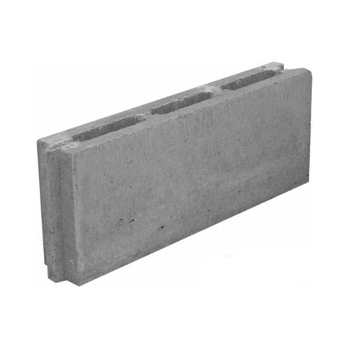 Бетонный блок 500×80×190