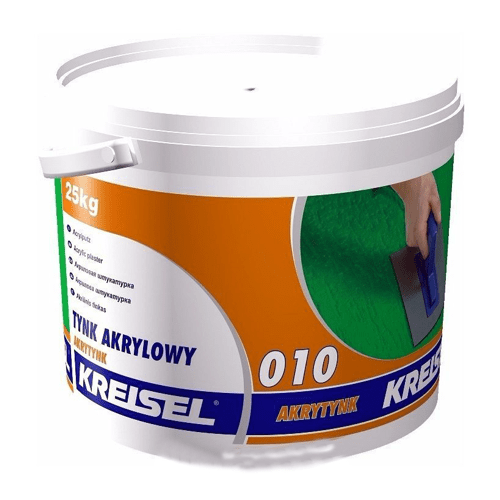 Штукатурка Kreisel Akrytynk короед 25 кг