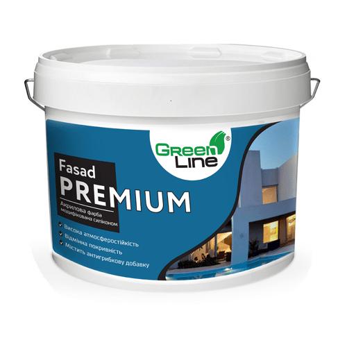 Фасадна акрилова фарба Fasad Premium