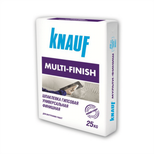 Шпаклевка Knauf Multi-Finish 20 кг