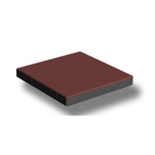 Тротуарная плитка 400х400 Плита