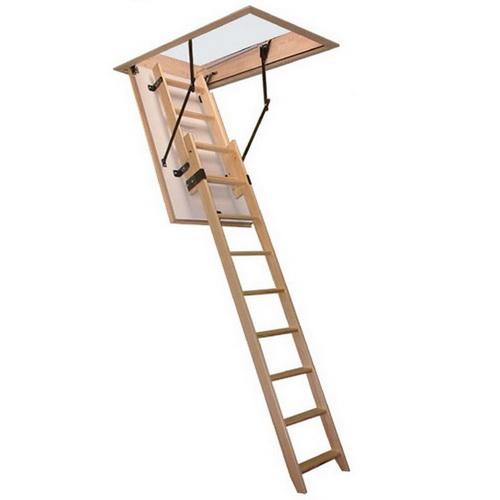 Чердачная лестница Oman раздвижная