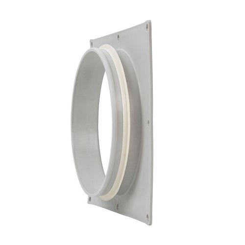 Фланець вентиляційної решітки 200 мм