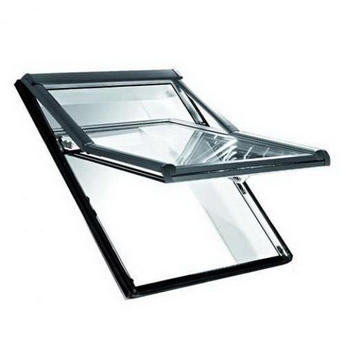 Окно Roto (Поднятая ось + термоизоляция WD)