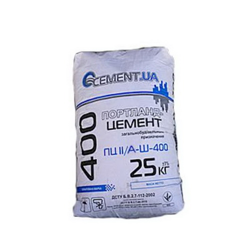 Цемент Портланд М400 (25 кілограм)