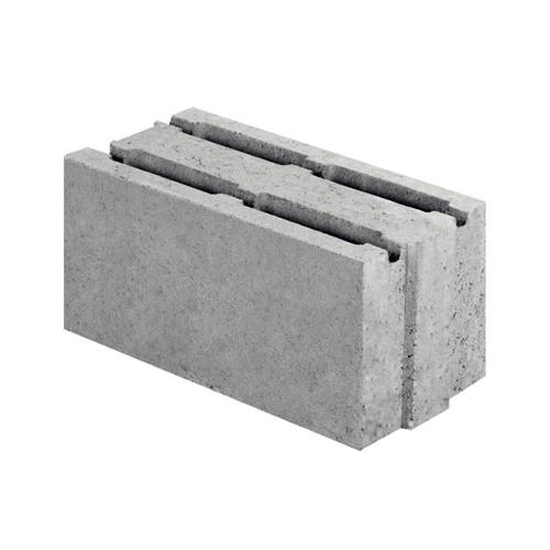 Бетонный блок 390×190×188