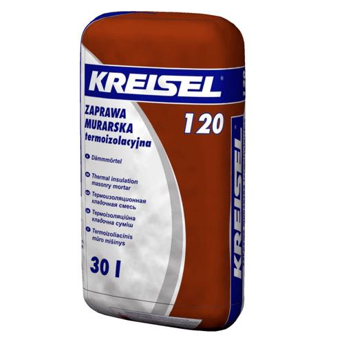Суміш для керамоблоків 120 Dammortel 30л Kreisel