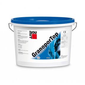 Акрилова штукатурка Baumit GranoporTop 1,5 мм баранець 25 кг