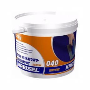 Силікат-силікон Kreisel Sisi-putz 1,5 мм баранець 25 кг