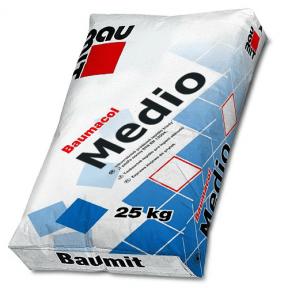 Клей строительынй Baumit Baumacol Medio 25 кг