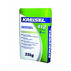 Самовирівнююча суміш Kreisel 412 (3-15 мм) 25 кг