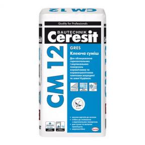 Мультиклей Ceresit СМ-12 25 кг
