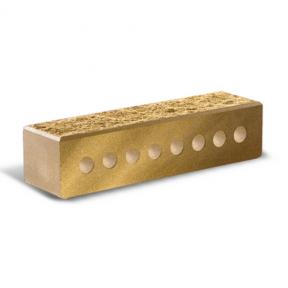 Лицевой узкий пустотелый колотый тычковой с фаской 230х60х65 (Литос)
