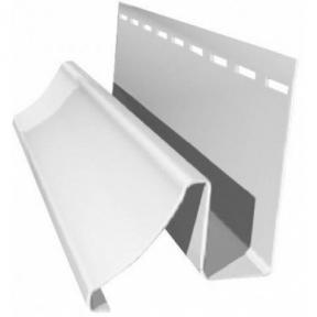 Планка окантовочна біла