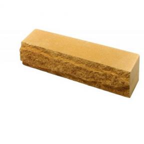 Лицьова вузька суцільна Скеля 259х50х65 (Літос)