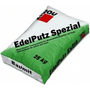Штукатурка Baumit EdelPutz Spezial 2К Барашек 25 кг
