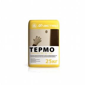 Клей для утеплителя Мастер-Термо 25 кг