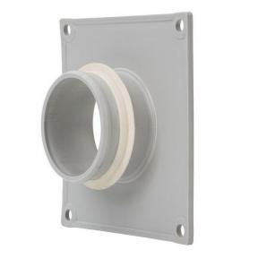 Фланець вентиляційної решітки 60 мм