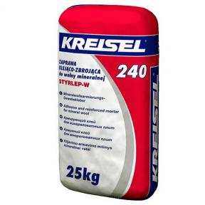 Клей армирующий для минваты Kreisel 240 Gewebeklebr 25 кг