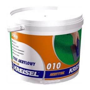 Штукатурка Kreisel Akrytynk 2 мм короїд 25 кг