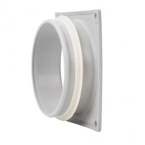 Фланець вентиляційної решітки 100 мм