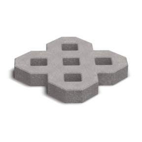 Тротуарная плитка Парковочная решетка