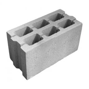 Бетонный блок 400×200×200