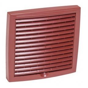 Наружная вентиляционная решетка 240х240